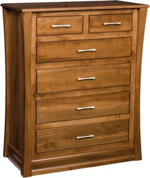 JR WOODWORKING CHEST 6 DRAWER CARLISLE