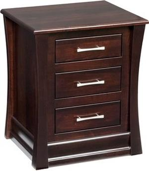 JR WOODWORKING NIGHTSTAND STARDARD WOOD CARLISLIE