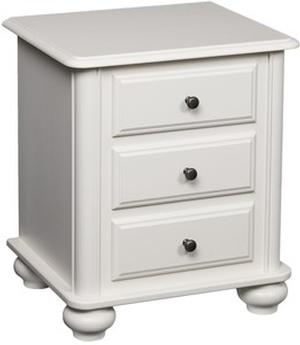 JR WOODWORKING NIGHTSTAND STANDARD WOOD HAMPTON