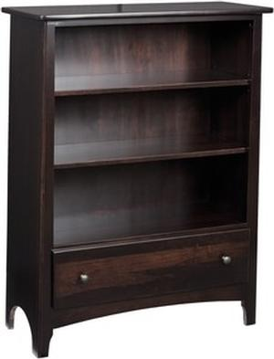 JR WOODWORKING BOOKCASE STANDARD WOOD SHAKER