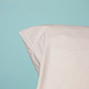 ALLERGEN PILLOW COVER GOTS Organic Cotton KING SIZE