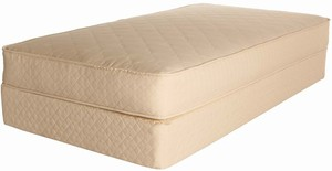 MATTRESS CHILD TWIN-KG NATURAL ORGANIC
