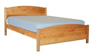 PACIFIC RIM BED PLATFORM CLASSIC STYLE TWIN TWIN XL