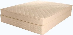 DELUXE NATURAL SPRING MATTRESS TWIN-FULL SIZES