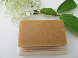 HONEY CORNMEAL SOAP SET