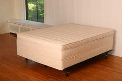 MATTRESS TWELVE INCH LATEX KNIT OUTER FULL