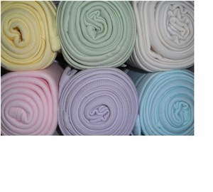 CHANGING TABLE COLORFUL JERSEY KNIT SHEETS ORGANIC COTTON