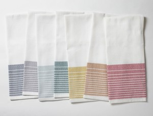 STRIPE KITHEN TOWELS GOTS ORGANIC COTTON