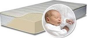 ROYAL PEDIC SUPERIOR CRIB MATTRESS SPRING FREE SHIPPING-copy
