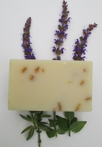 OATMEAL LAVENDER ORGANIC BODY SOAP BUY 2 & SAVE