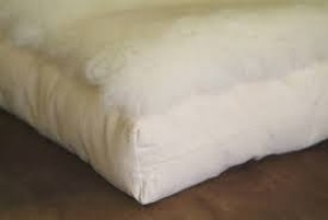 MATTRESS LAMBSWOOL PAD PLUSH FLEECE