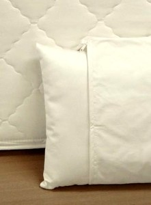 ALLERGEN PILLOW COVER Organic QUEEN SIZE