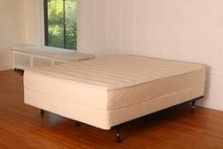 MATTRESS TEN INCH LATEX KNIT OUTER TWIN-FULL