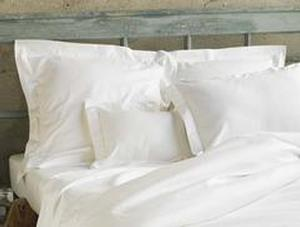 PILLOWCASES GOTS ORGANIC SATEEN WHITE