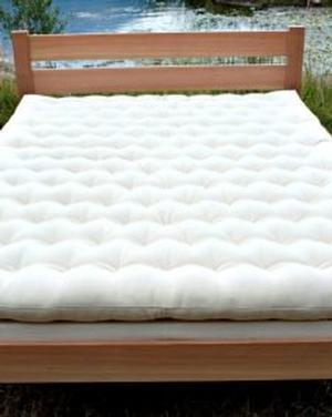 SHEPARD DREAMS CUSTOM 5 INCH WOOL MATTRESS FREE SHIPPING