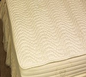 COLLEGE DORM ORGANIC MATTRESS PAD