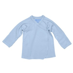 PASTEL MIX MATCH BLUE TEE SHIRT Organic