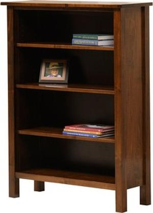 JR WOODWORKING BOOKCASE STANDARD WOOD MISSION