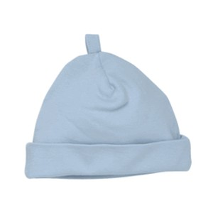 PASTEL MIX & MATCH NEWBORN BLUE CAP Organic Cotton