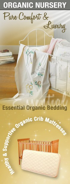 Organic Crib Banner