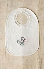 COYUCHI THOR COLLECTION FOREST BABY BIB Organic Cotton