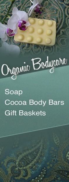 Organic Bodycare Banner