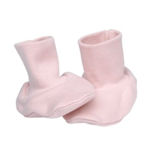 PASTEL MIX & MATCH NEWBORN BOOTIES Organic Cotton