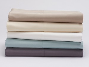 MODERN COLOR BED SETS ORGANIC SATEEN