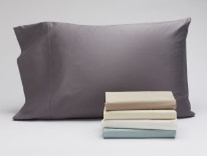 MODERN COLOR PILLOWCASES ORGANIC SATEEN