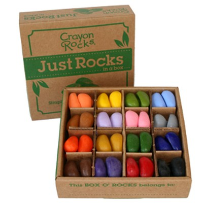 Just the Rocks in a Box
