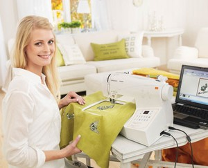 Husqvarna Viking Sewing and Embroidery Machines