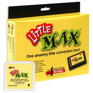 Little Max with Card