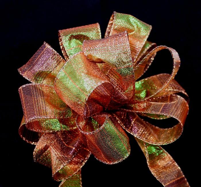 W. Deluxe Copper Stripe