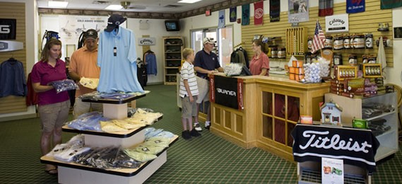 Pro Shop
