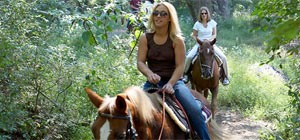 Spring Horseback Riding - Thumbnail