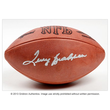 4328060a619 Terry Bradshaw - Terry Bradshaw Pittsburgh Steelers Autographed ...