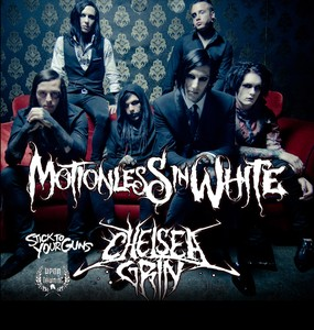 Motionless In White<p>November 10th