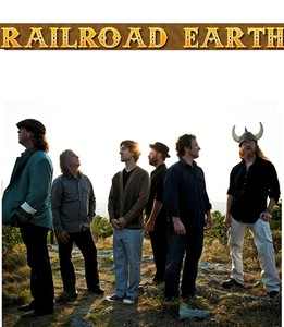 Railroad Earth<p>November 24