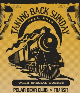 Taking Back Sunday<p>October 14th