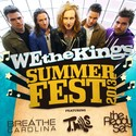 We The Kings<p>August 14th
