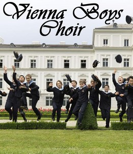 Vienna Boys Choir<p>March 8th